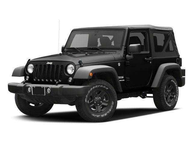 2016 Jeep Wrangler Sport 4wd In San Antonio Tx Gunn Honda