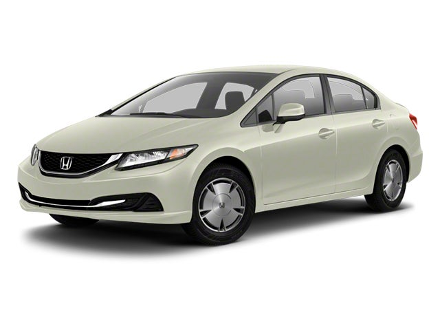 2013 Honda Civic HF In San Antonio, TX   Gunn Honda