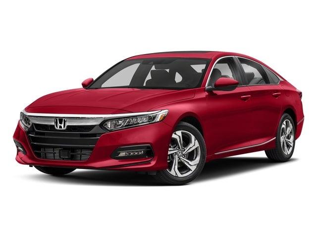 2018 Honda Accord Sedan EX L 1.5T In San Antonio, TX   Gunn