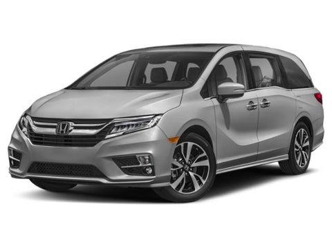 2019 Honda Odyssey Elite In San Antonio Tx Austin Honda