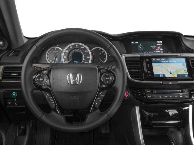 2016 Honda Accord Sedan Ex L W Navi V6 In San Antonio Tx