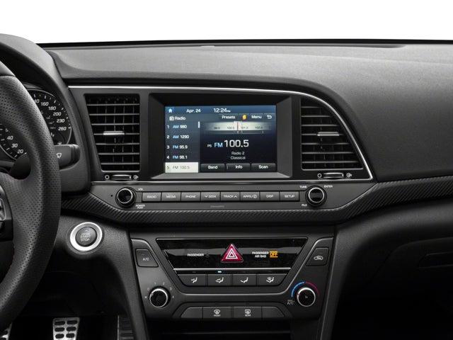 2017 Hyundai Elantra Sport In San Antonio Tx Gunn Honda
